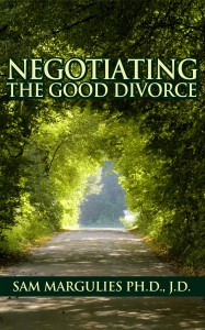 Negotiating the Good Divorce